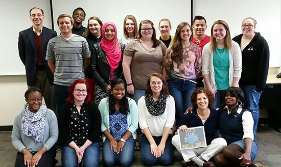 Communication Studies COMMS 100 Honors Class Spring 2015